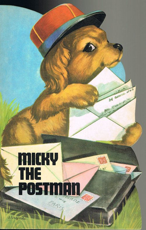 Image for Micky the Postman