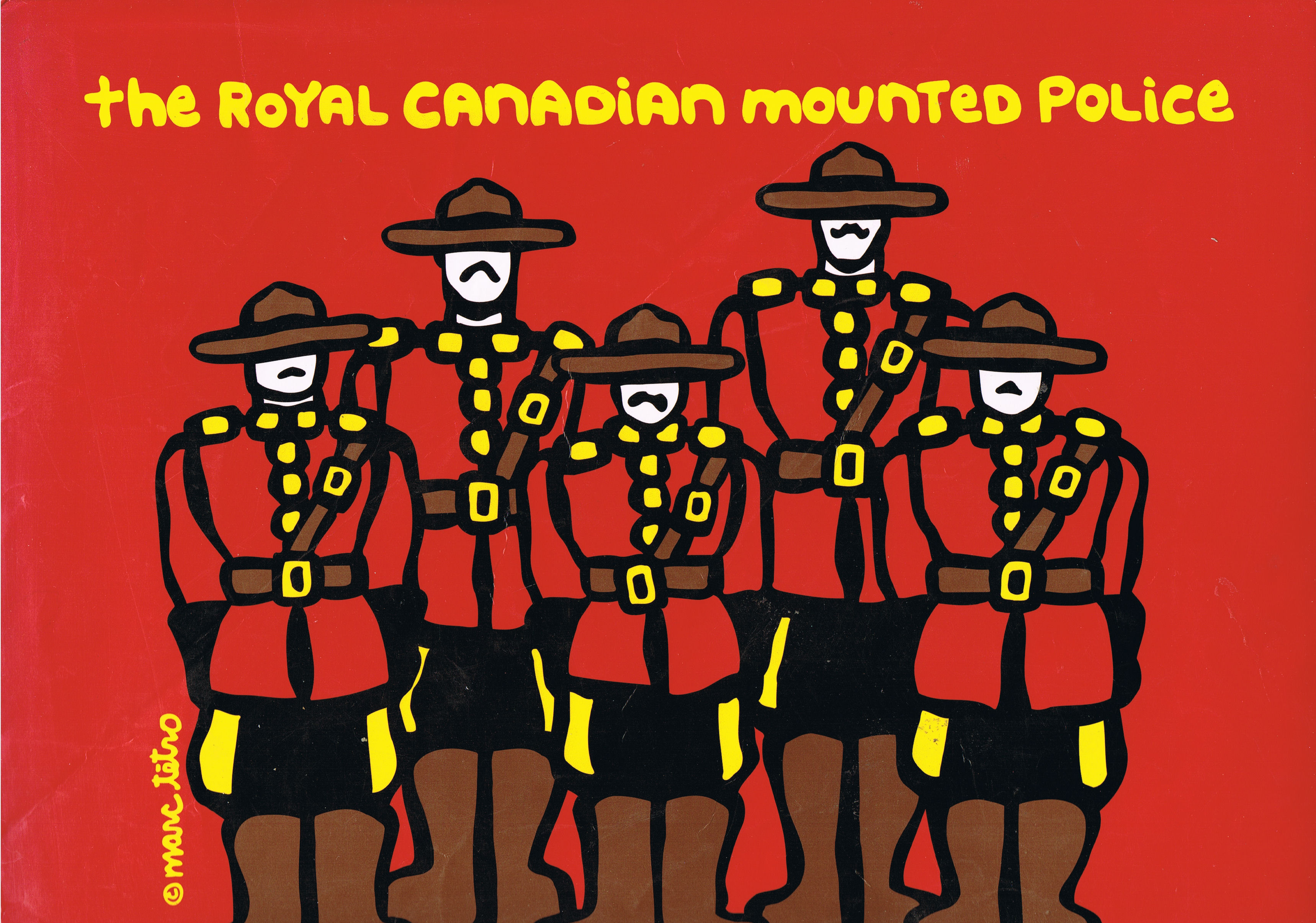 Image for The Royal Canadian Mounted Police