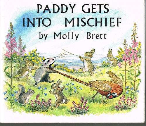 Image for Paddy Gets Into Mischief