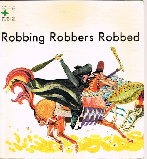 Image for Robbing Robbers Robbed