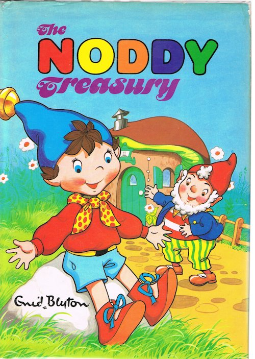 Image for The Noddy Treasury