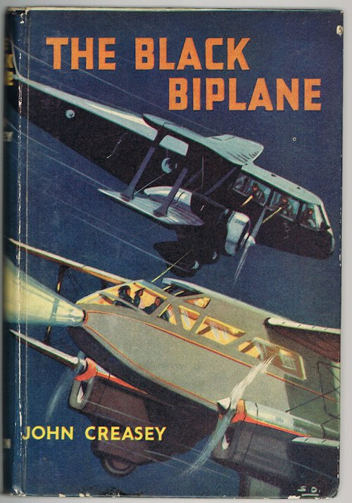 Image for The Black Biplane