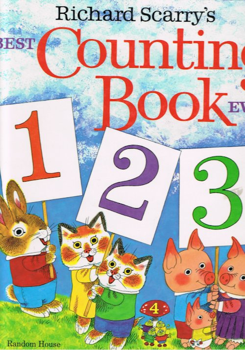 Image for Richard Scarry's Best Counting Book Ever