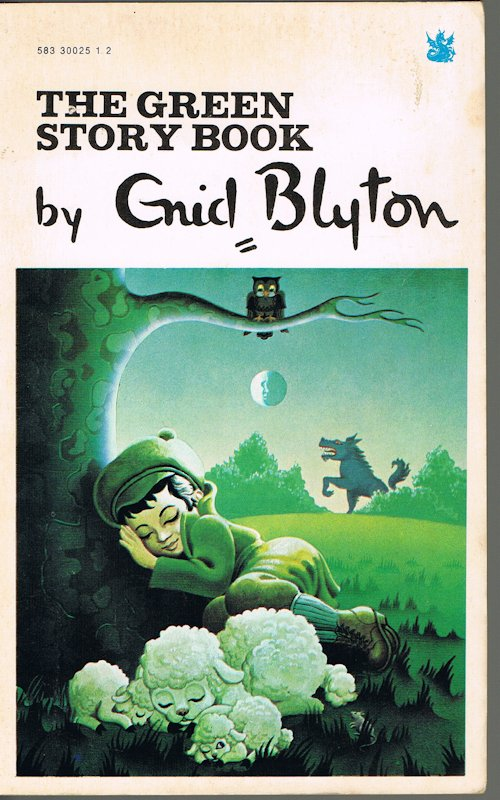 Image for The Green Story Book