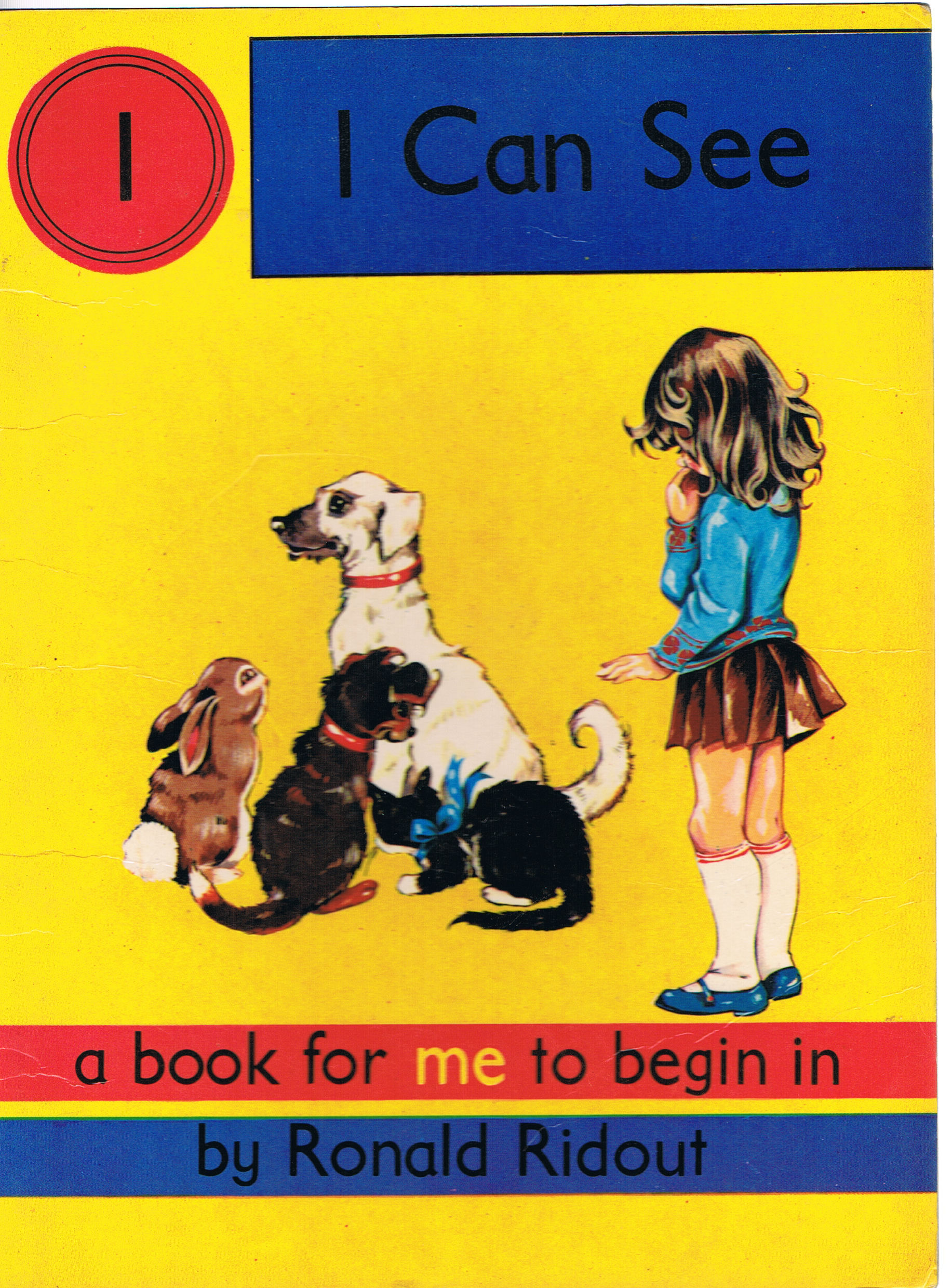Image for I Can See: A Book for Me to Begin In (Book 1)