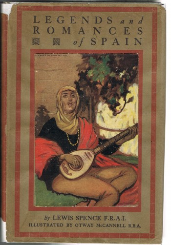 Image for Legends & Romances of Spain