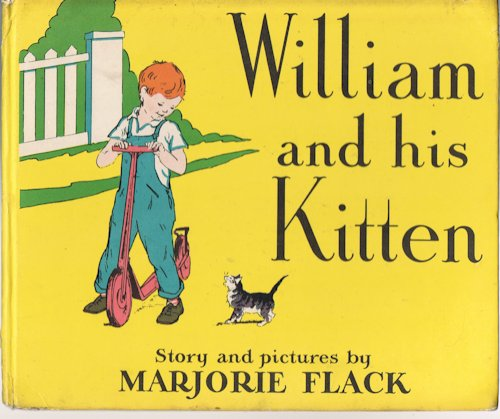 Image for William and His Kitten