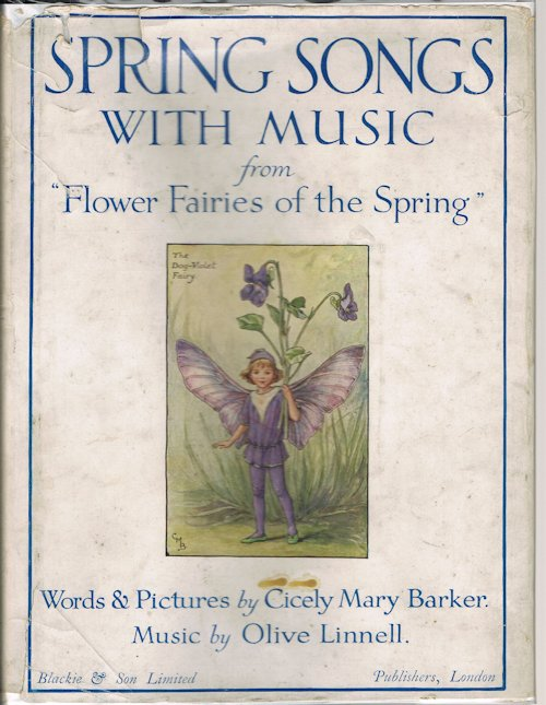 Image for Spring Songs with Music from 'Flower Fairies of the Spring'