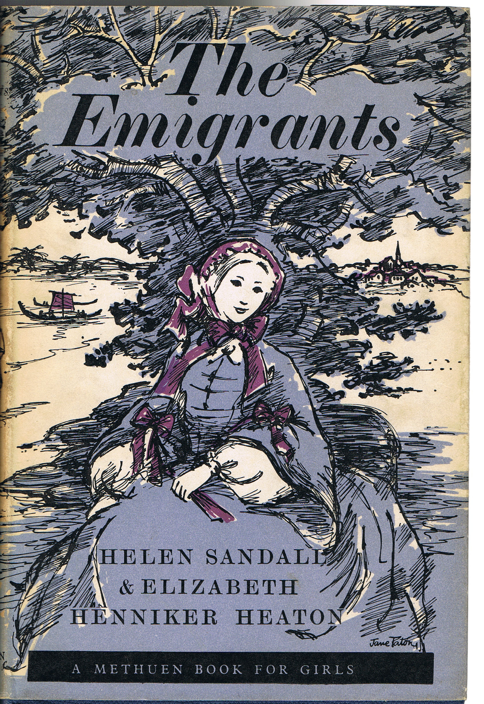 Image for The Emigrants