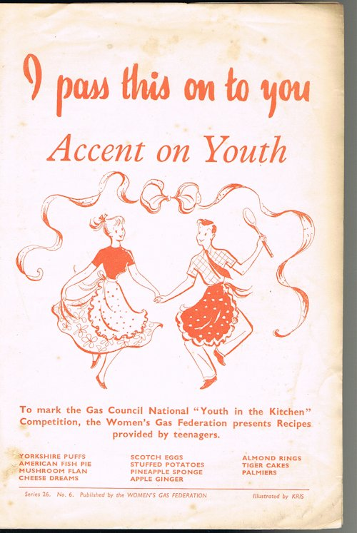 Image for I Pass This On To You: Accent on Youth