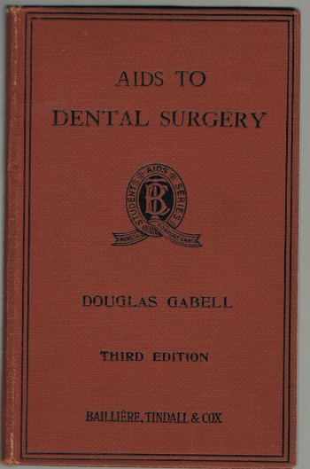 Image for Aids to Dental Surgery