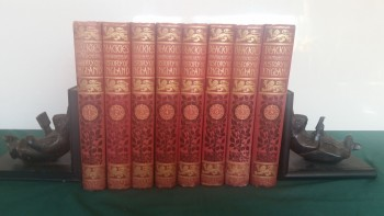 Image for Blackie's Comprehensive History of England (8 Volumes)