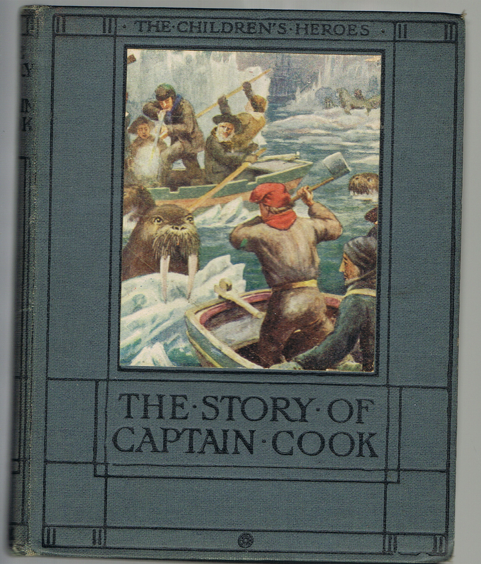 Image for The Story of Captain Cook