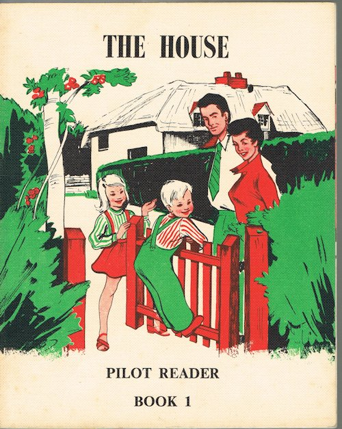 Image for The House (Pilot Reading Scheme: Pilot Reader 1)