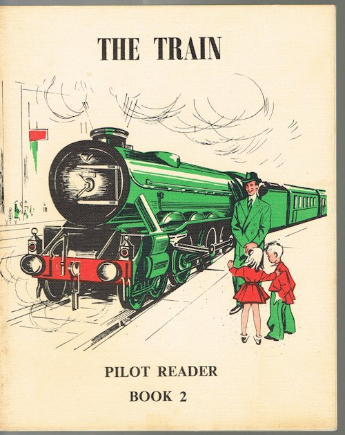 Image for The Train (Pilot Reading Scheme: Pilot Reader 2)