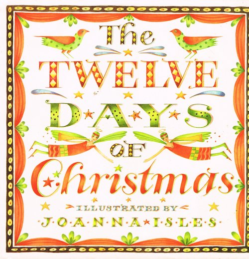 Image for The Twelve Days of Christmas