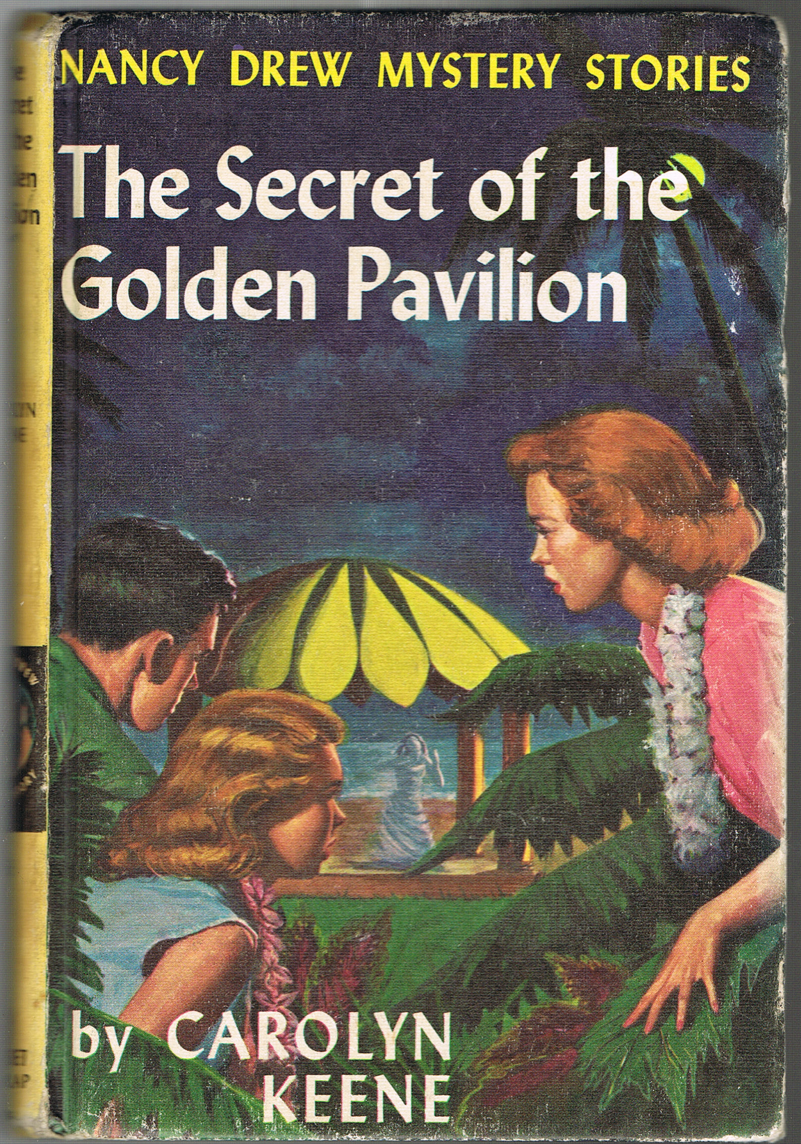 Image for The Secret of the Golden Pavilion (Nancy Drew Mystery Stories)