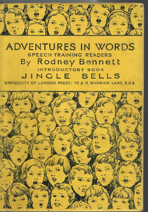 Image for Jingle Bells (Adventures in Words: Introductory Book)