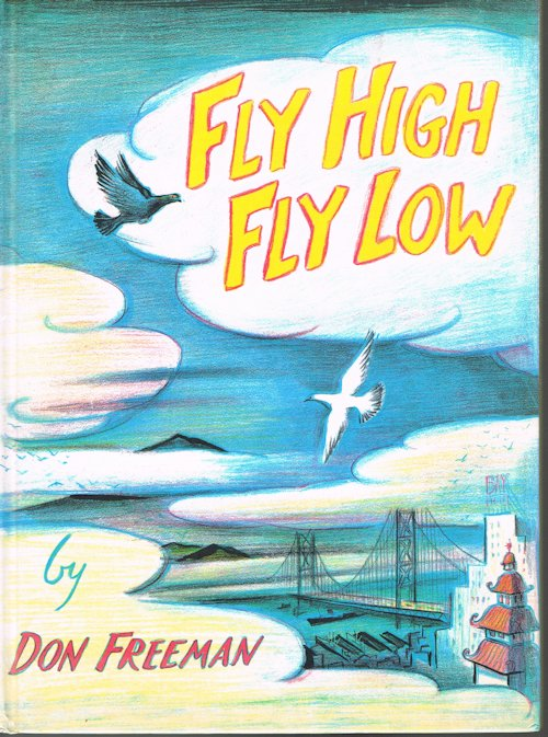 Image for Fly High, Fly Low