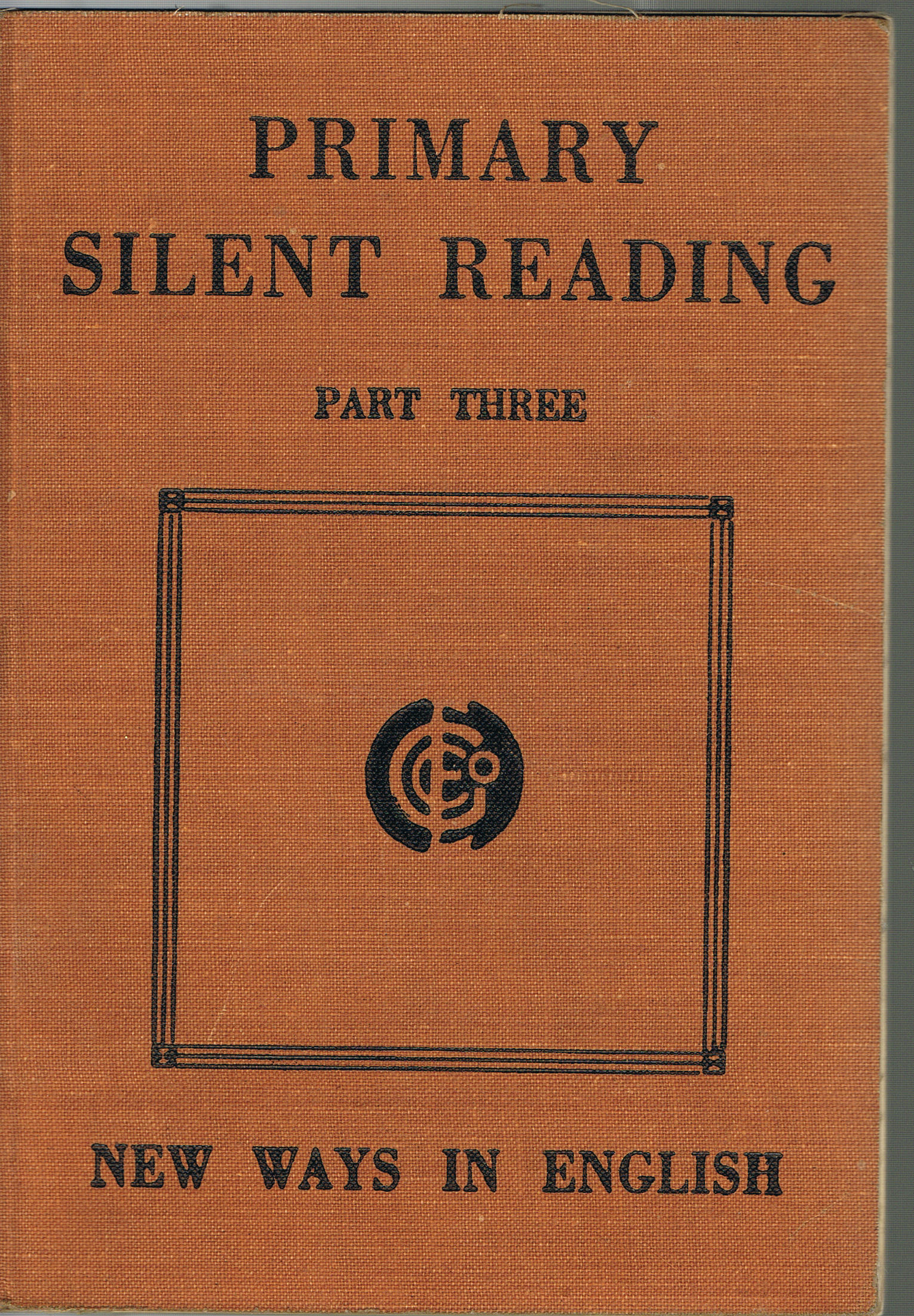 Image for Primary Silent Reading: Part Three