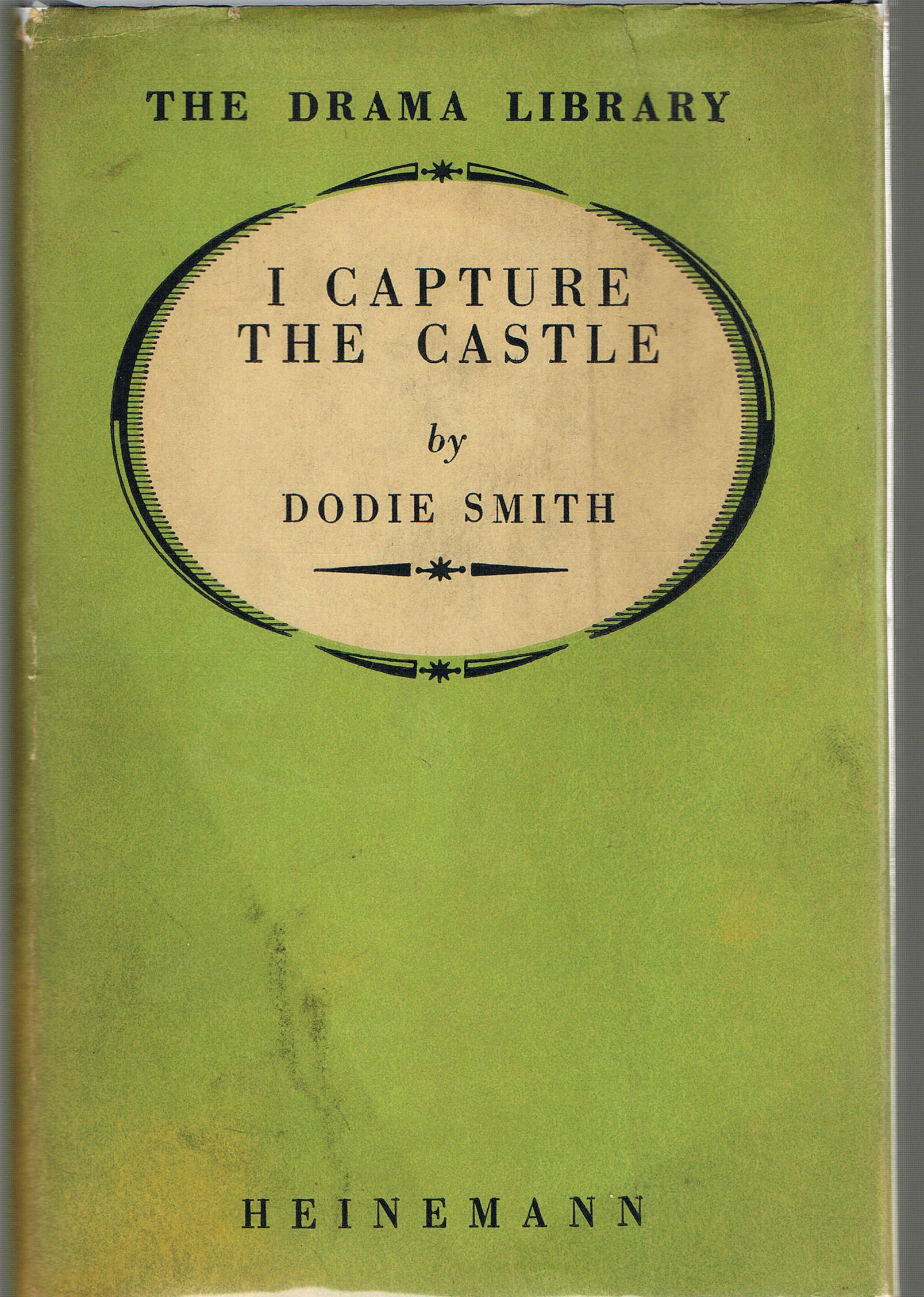 Image for I Capture the Castle: A Romantic Comedy (Drama Library)