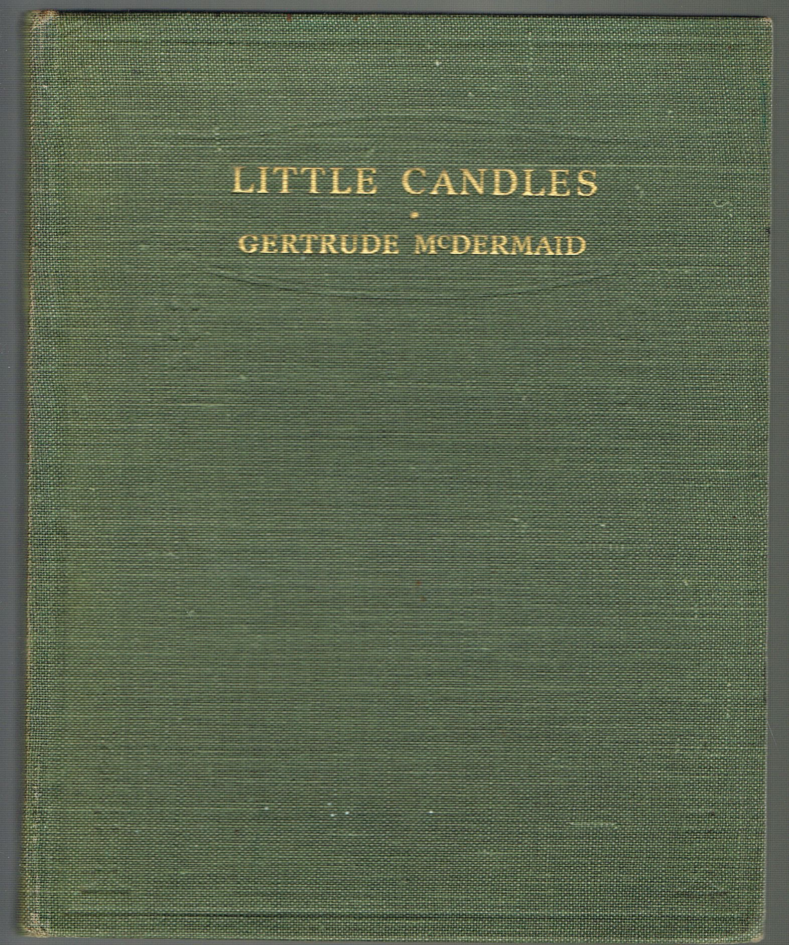 Image for Little Candles: A Day Book for Little Children