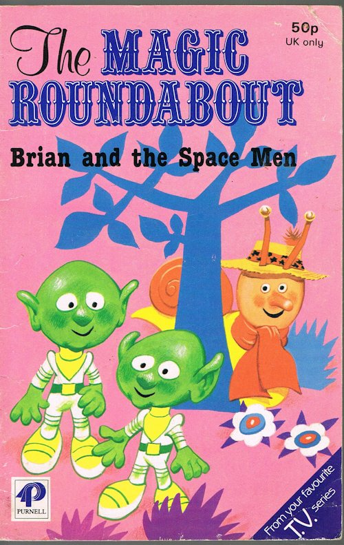 Image for The Magic Roundabout: Brian and the Space Men