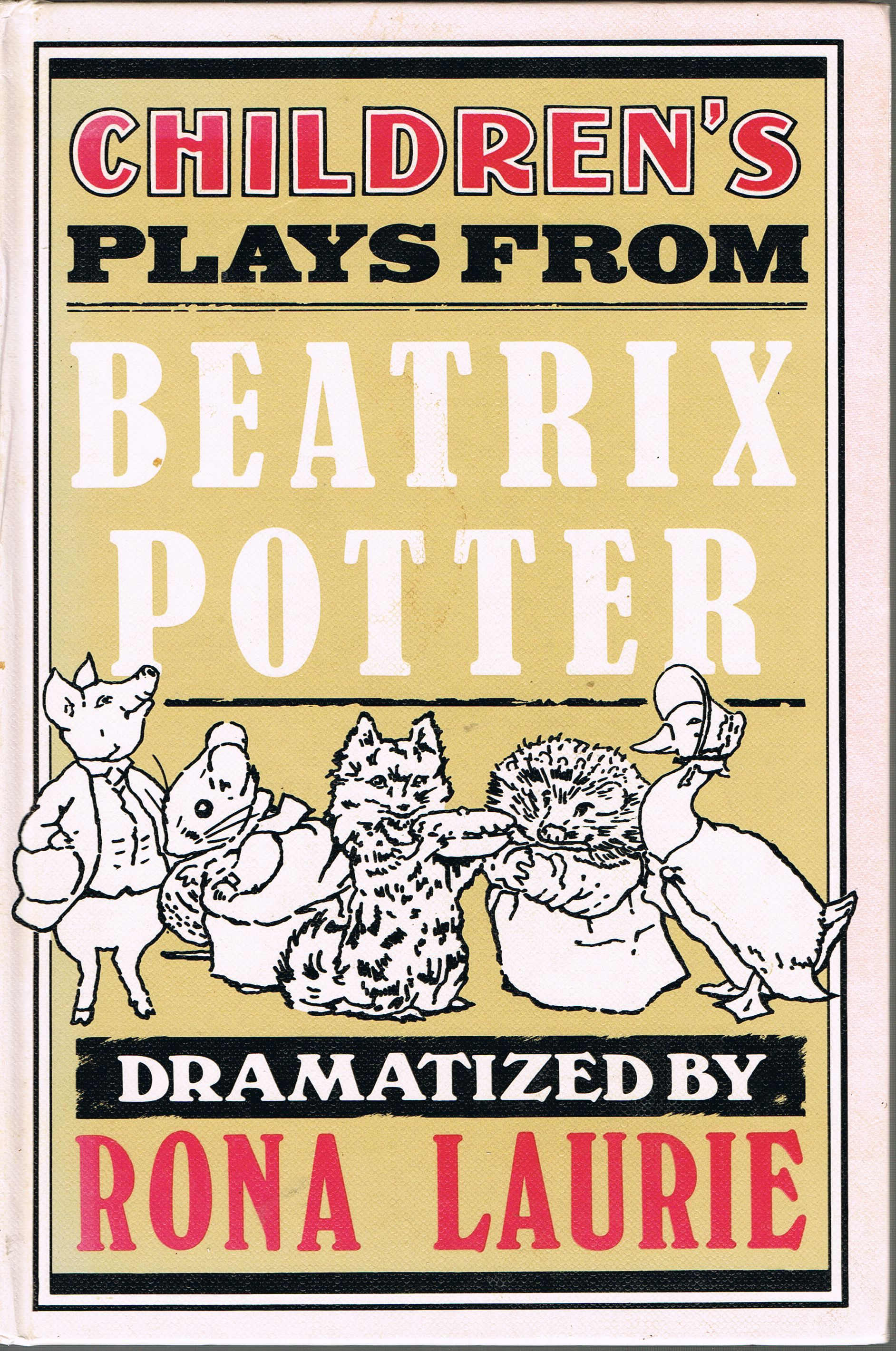 Image for Children's Plays from Beatrix Potter