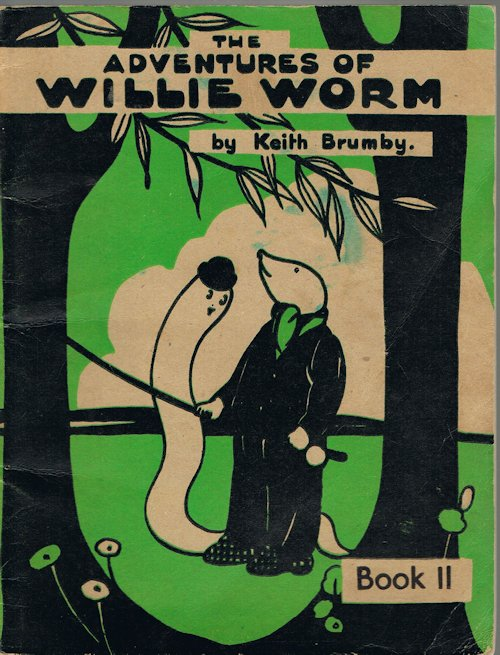 Image for The Adventures of Willie Worm: Book 2