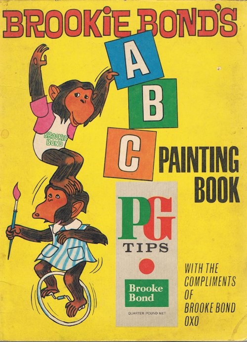 Image for Brookie Bond's ABC Painting Book
