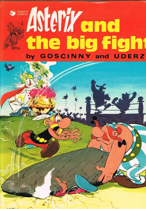 Image for Asterix and the Big Fight