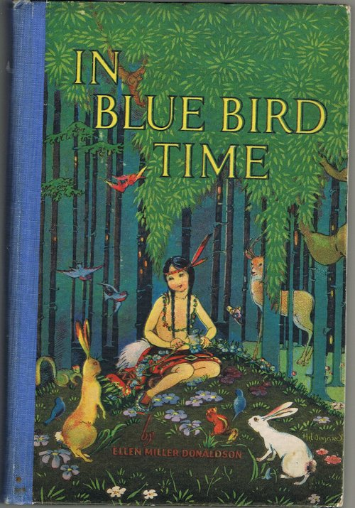 Image for In Blue Bird Time
