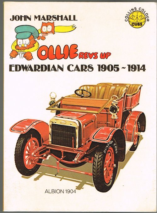 Image for Ollie Revs Up: Edwardian Cars 1905-1914