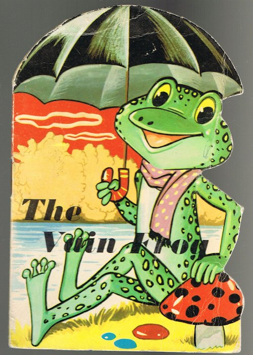 Image for The Vain Frog