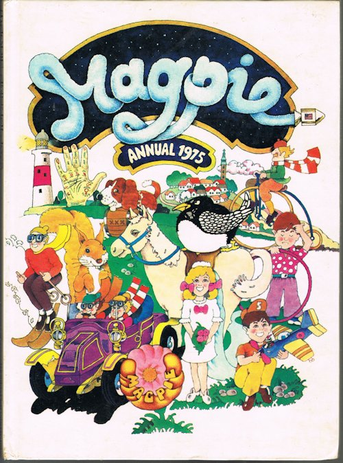 Image for Magpie Annual 1975