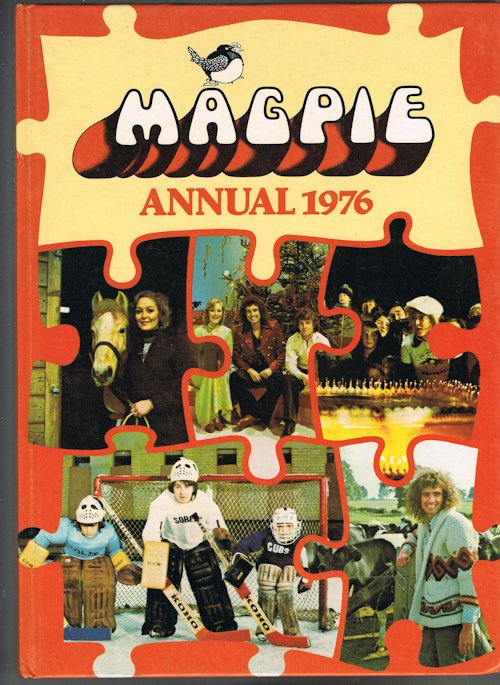 Image for Magpie Annual 1976