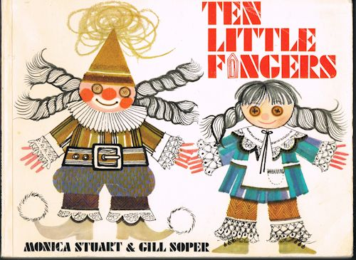 Image for Ten Little Fingers