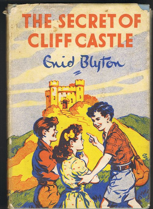 Image for The Secret of Cliff Castle
