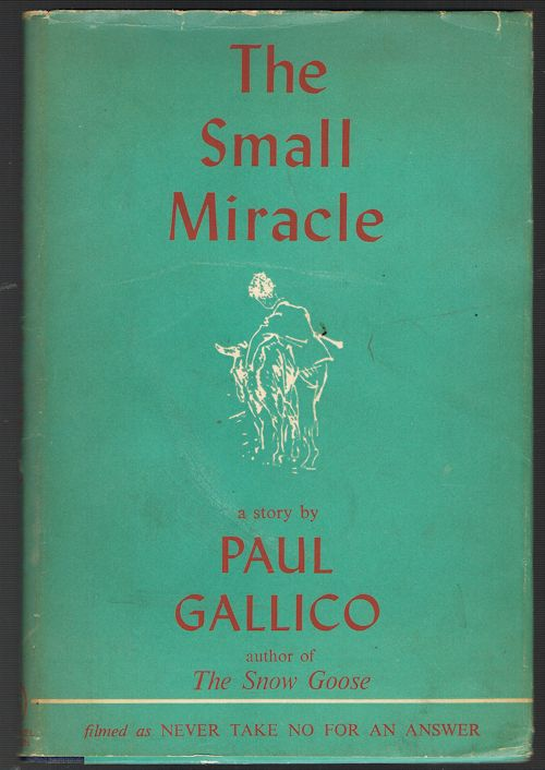 Image for The Small Miracle