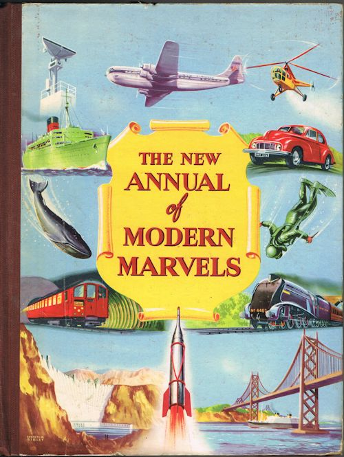 Image for The New Annual of Modern Marvels