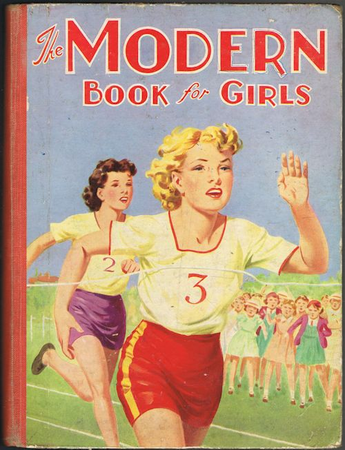 Image for The Modern Book for Girls