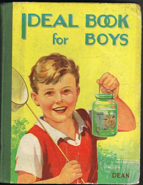 Image for Ideal Book for Boys