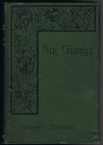 Image for Sir George