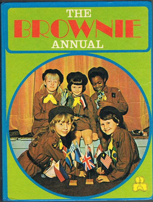 Image for The Brownie Annual 1972