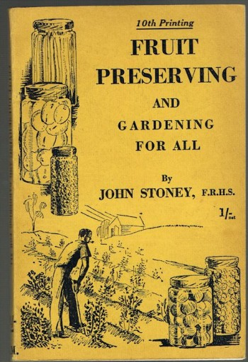 Image for Fruit Preserving and Gardening For All