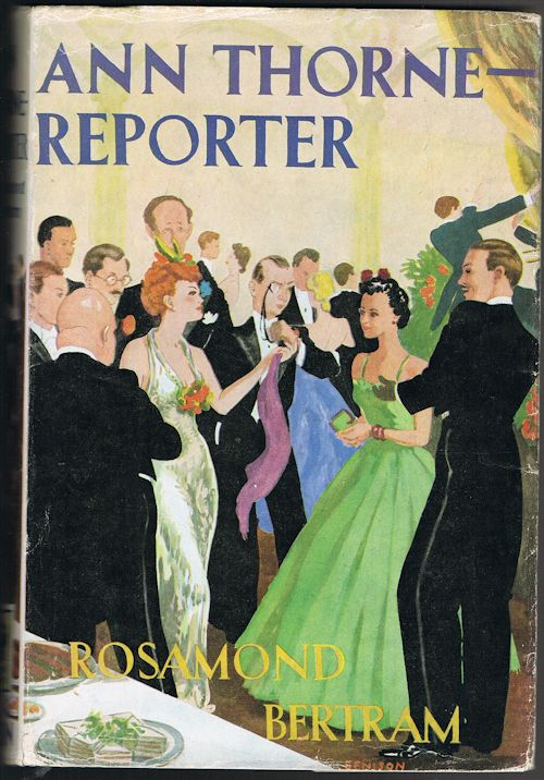Image for Ann Thorne - Reporter