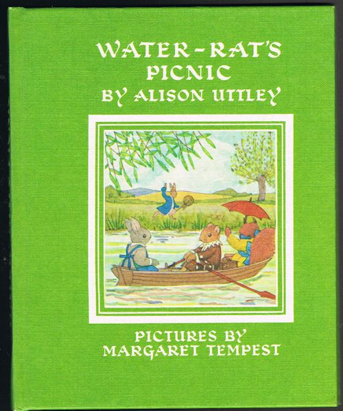 Image for Water-Rat's Picnic