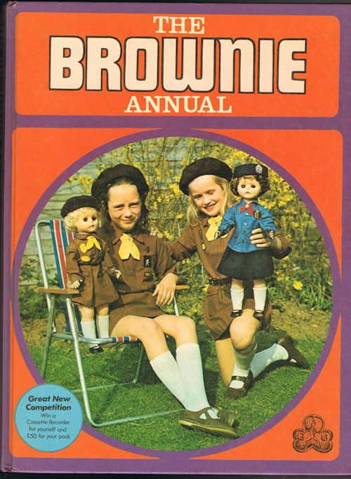 Image for The Brownie Annual 1973