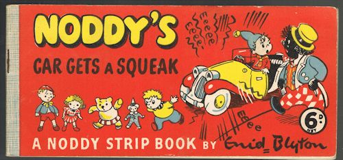 Image for Noddy's Car Gets a Squeak