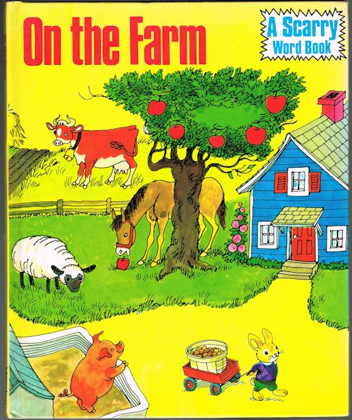 Image for On the Farm (A Scarry Word Book)